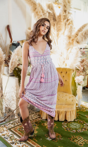Garden Party Dress, Little Miss Gypsy