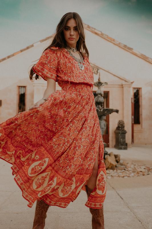 Gypsy Heart - Moroccan Spice